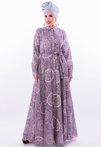 Persian pink and purple FaraPersian - Style 14 504EAAA6778ED2GS_1