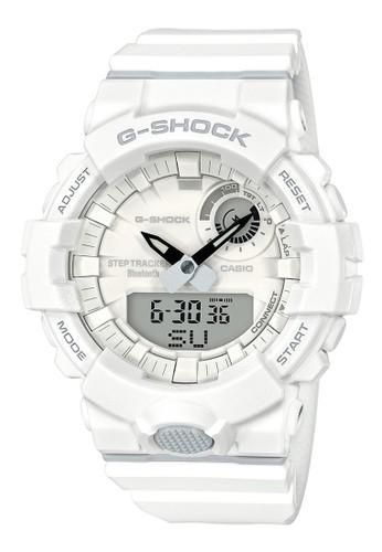 Jual G-Shock Casio G-SHOCK Jam Tangan Pria - White - Resin - GBA-800 ... 5e879bb8b6