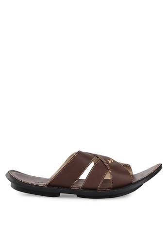 MARC & STUART Shoes brown Sandal Keys MA456SH0UA7BID_1