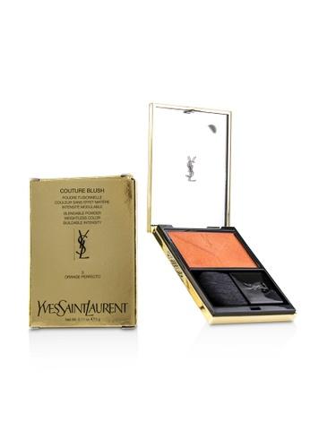 Yves Saint Laurent YVES SAINT LAURENT - Couture Blush - # 3 Orange Perfecto 3g/0.11oz C162EBE4FD41CFGS_1