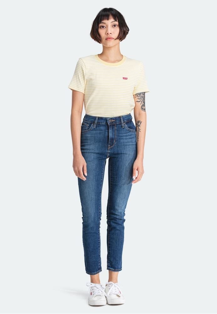 Levi's 721 High Rise Skinny Ankle Jeans Women 22850-0102 New Arrival