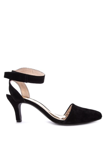 f9c28f0eeffa Shop Suki Closed Toe Heels with Ankle Strap Online on ZALORA Philippines