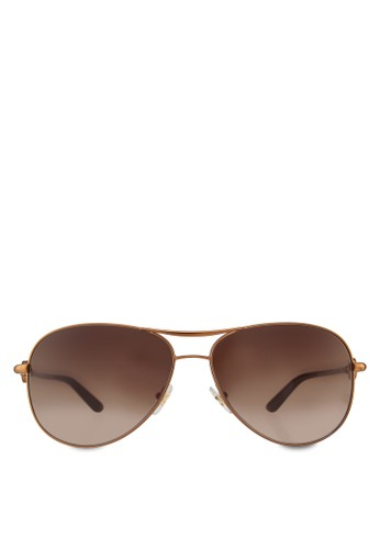Pop Chic Vanitas 太陽眼鏡, 飾品配件, esprit outlet 台灣飛行員框