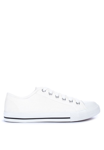 H2Ocean white Calloway Sneakers Lace Up F3119SH6319124GS_1