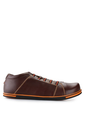 Dr. Kevin brown Loafers, Moccasins & Boat Shoes Shoes 8038 Genuine Leather DR982SH79GVSID_1