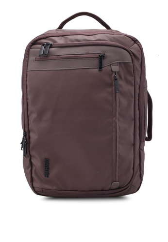 Bagstationz brown Premium Multi Compartment Laptop Backpack 03F0EAC3CC767EGS_1