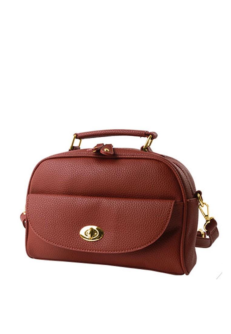 Pretty Looks Satchel Bag