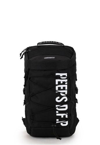 Peeps black Titan Backpack A1932AC767D52DGS_1