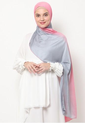 Jual Kashkha Pashmina Scarf Poly Jersey By Kashkha Original Zalora Indonesia