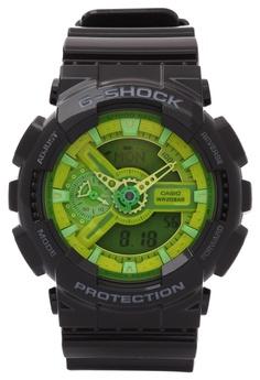 c775c4268d61 Casio black G-SHOCK Watch GA-110B-1A3DR CA076AC78LTDPH 1
