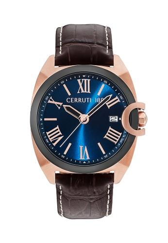 a594310322 CERRUTI 1881 blue Cerruti 1881 Tramonti Men CTCRA183SRB03BR  09943AC0CB07ADGS_1