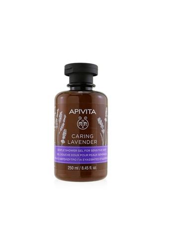 APIVITA APIVITA - Caring Lavender Gentle Shower Gel For Sensitive Skin 250ml/8.45oz 4C5B4BED1CAACCGS_1