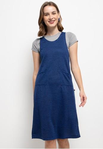 REMIX JEANS blue Medium Dress B255 2314FAABBF81CCGS_1
