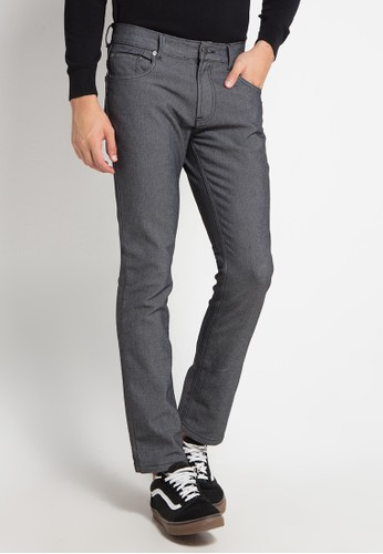 Jimmy Martin grey Celana Jeans Stretch 4DBF6AA53B27B2GS_1