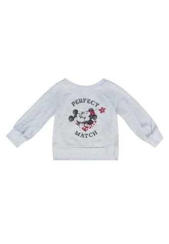 GAP grey Disney Sweatshirt E518DKA8CEFA83GS_1