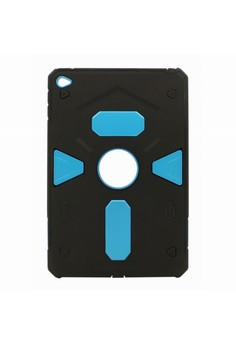 Sector 8 Hybrid Shockproof Case for Apple iPad Mini 4 (Blue)