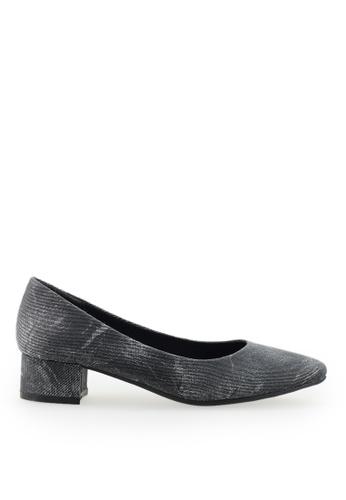 Footspot black FOOTSPOT - Point Toe Heels 85FF9SH53CA447GS_1