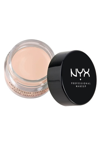 NYX Professional Makeup beige NYX Professional Makeup Concealer In A Jar - ALABASTER 2DCA1BE4EDA0EFGS_1