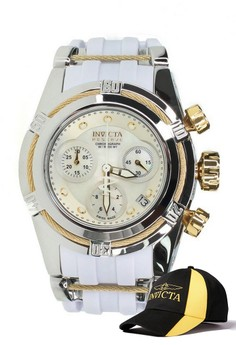 Bolt Lady 40mm Case Watch 15279 with FREE Baseball Cap