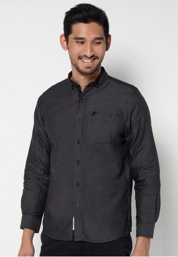 X8 black Leo Shirt X8323AA80DSHID_1