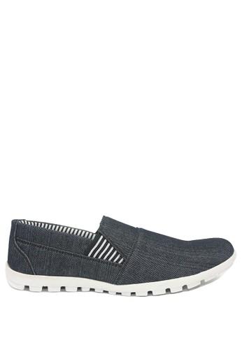 Dr. Kevin black Dr. Kevin Men Casual Shoes Slip On 13291 - Black DR982SH63FUIID_1