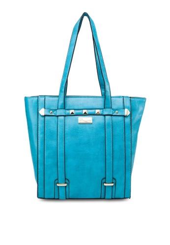 AR by Alfio Raldo blue Stylish Casual Tote AR107AC05RQSMY_1