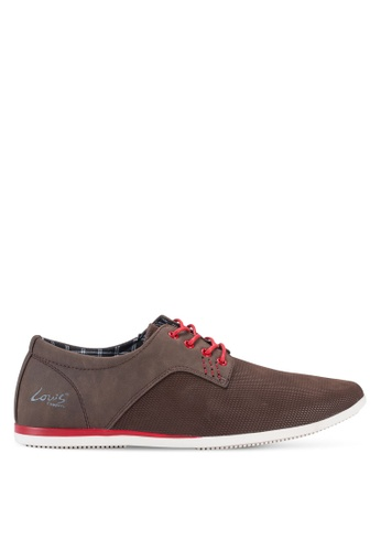 Louis Cuppers brown Smart Casual Shoes LO977SH88AYTMY_1