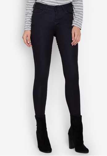 Stylistic Mr. Lee navy Ladies Extreme Skinny Pants with Rinse Wash MR206AA0KEV4PH_1