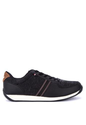 Jump black Jury Sneakers FB96BSH6AEE53FGS_1