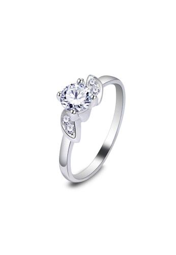 SC Tom Silver silver Ladies Stone Ring/Ladies Ring with Stone-RSL081 SC872AC05JYSPH_1