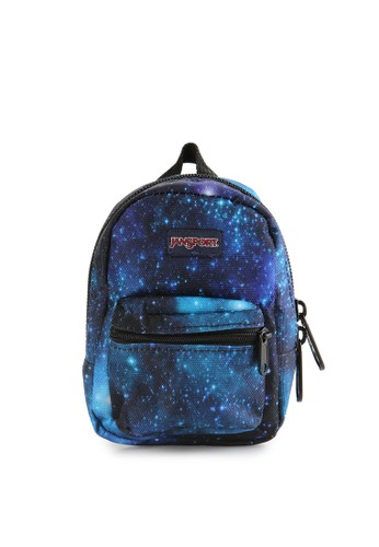 JanSport blue and multi Lil Break 77F39AC1C02343GS_1