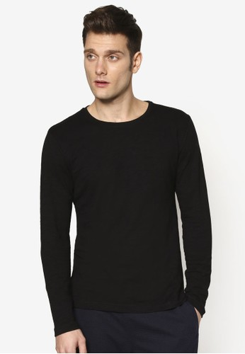 Cosy Slub Long Sleeve Tee