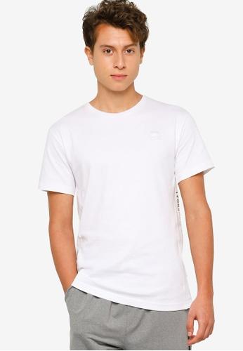 Ellesse white Pianme T-Shirt 3089DAA71FF9CCGS_1