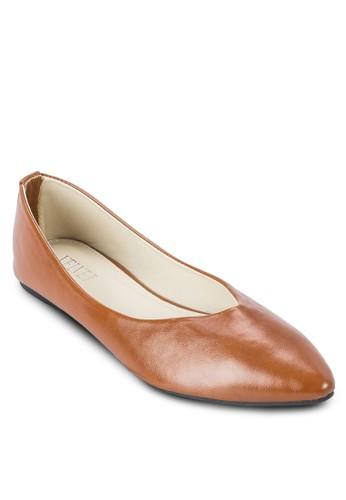Jace Pointed Toe Flaesprit門市地址ts, 女鞋, 芭蕾平底鞋