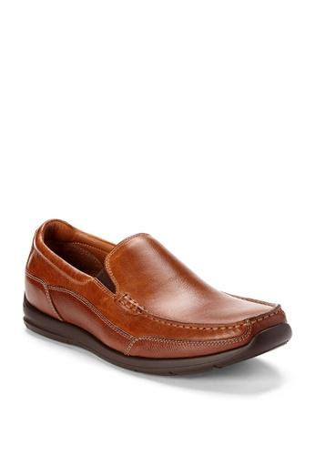 Vionic brown Astor Preston Loafer M BC501SH435550DGS_1