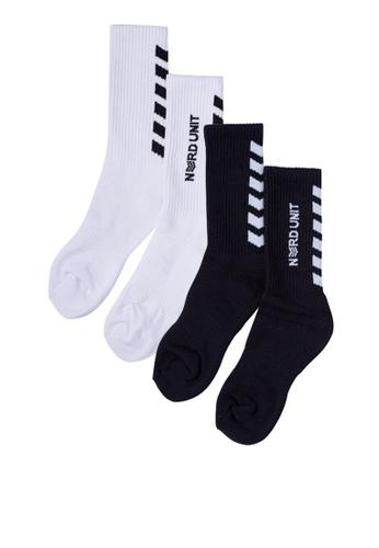Nerdunit multi Nerdunit Logo Socks 281E7AA3A617A0GS_1