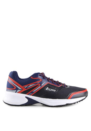 League blue Warp La M Running LE825SH43IAUID_1