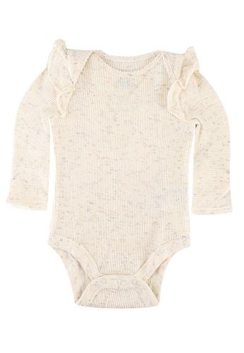 GAP multi Baby Mix & Match Ruffle Bodysuit FF381KAD7F78DBGS_1