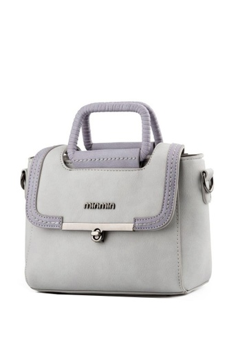 TCWK grey Ladies Sling Bag TC258AC42NJPMY_1