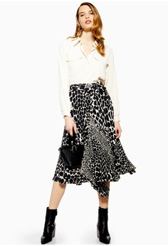 b3596efa5597b Buy TOPSHOP Midi Skirts For Women Online on ZALORA Singapore