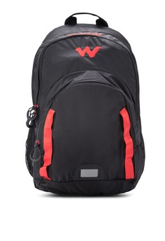 Vraja Black Backpack
