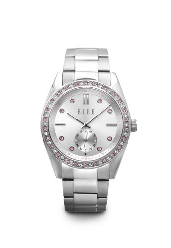 ELLE silver Fashion Ladies Watch EL105AC78LLHMY_1