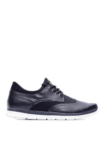 Life8 black Casual Lightweight Casual Shoes Sneakers-09592-Black LI283SH0FG15SG_1