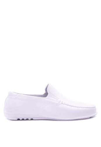 H2Ocean white Quigley Loafers H2527SH0J08EPH_1