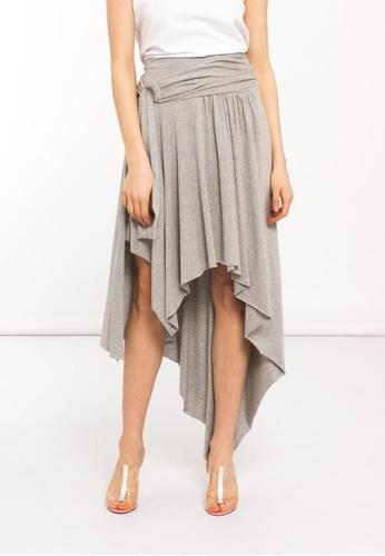 0fba5c773d2b6c Buy SH by SILVIAN HEACH Asymmetric Skirt