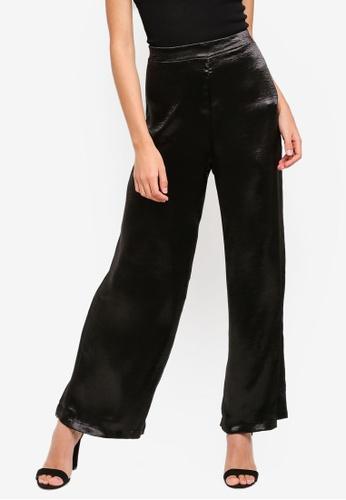 Supre black Dressy Wide Leg Pants 87BFDAAB029EFFGS_1