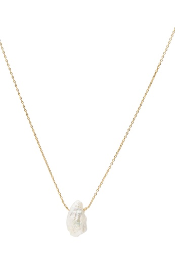 Dear Addison gold Lustre Necklace 7742BACE6F559AGS_1