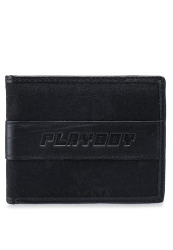 Playboy black Wallet 5E594AC5D9103CGS_1