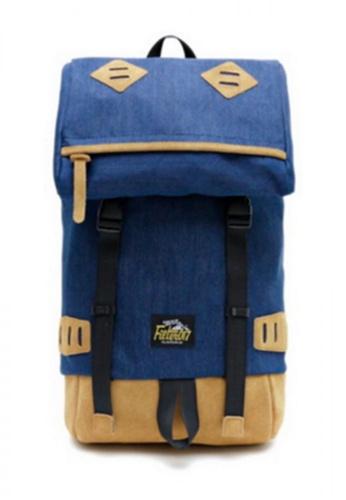 B IN SELECT blue Filter017 - Vintage Daypack BI621AC43RKAPH_1