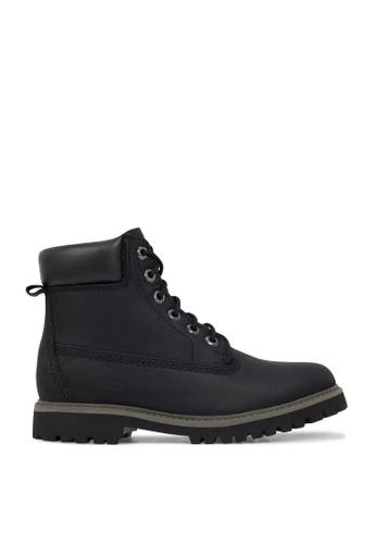 ROC Boots Australia black Rover Charcoal Ankle Boot RO517SH94QPDHK_1